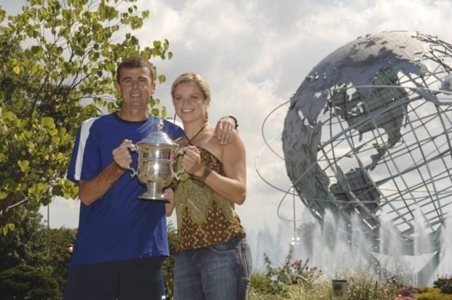 """Haar ex-coach had deze zomer nog boodschap voor Kim Clijsters: """"Pak alsjeblieft opnieuw jouw racket op"""""""