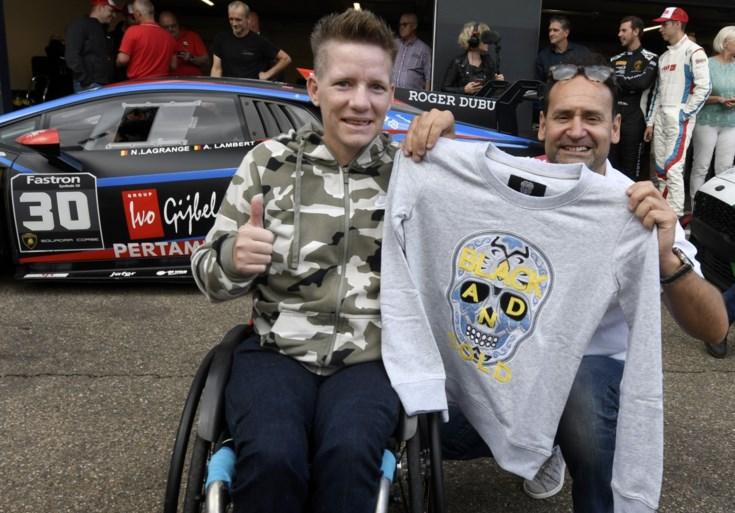 Zo vervulde Marieke Vervoort haar laatste wens op Circuit van Zolder