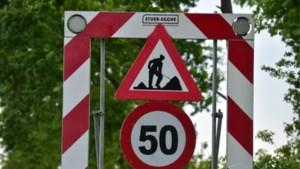 E314 vanaf vrijdagavond opnieuw afgesloten in Maasmechelen richting Lummen