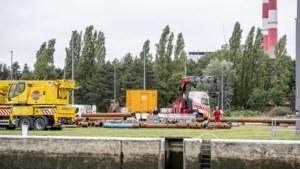 Nederland levert pompen om Maaswater te sparen en drinkwater te garanderen