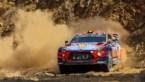 Thierry Neuville en Andreas Mikkelsen delen leiding in Rally van Turkije na eerste proef