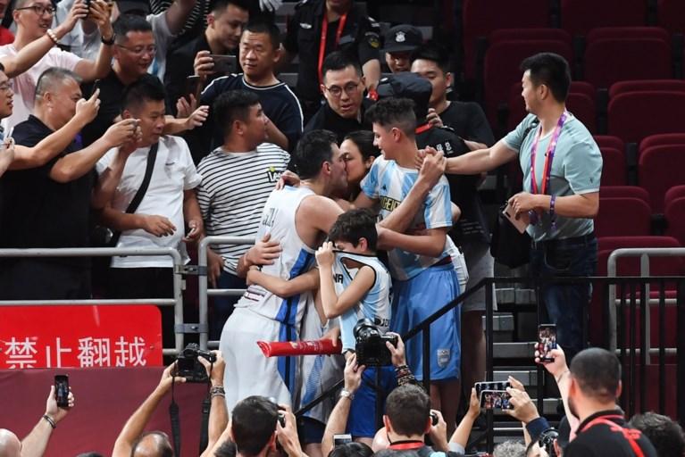 Argentinië speelt finale op WK basketbal tegen Spanje