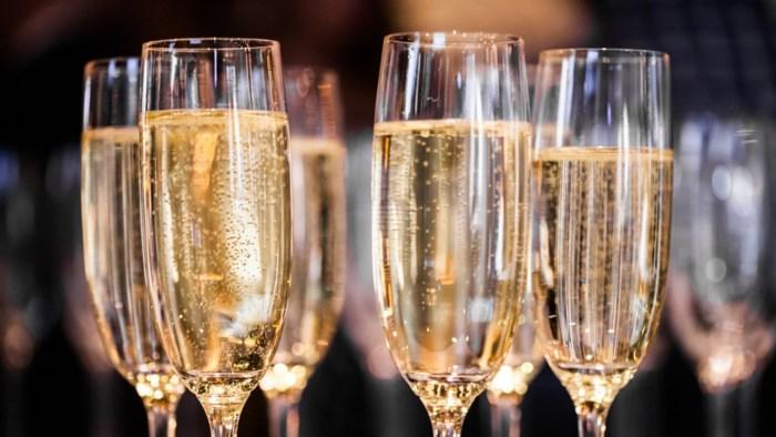 Nieuw in de winkel: Franse 'champagne' uit Engeland