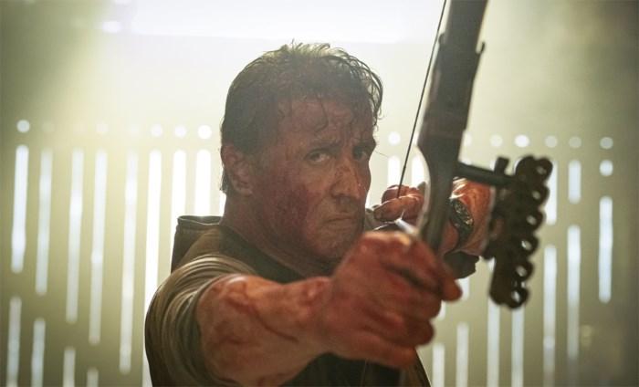 """Stallone neemt afscheid van Rambo: """"Oud worden doet iedereen"""""""
