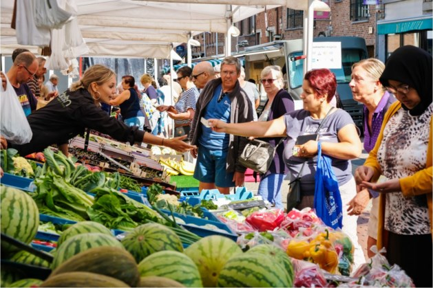 Woensdagmarkt verhuist vanaf nieuwjaar