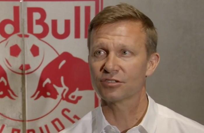 """Salzburg-coach Marsch: """"Tegen Genk wordt het ander paar mouwen"""""""