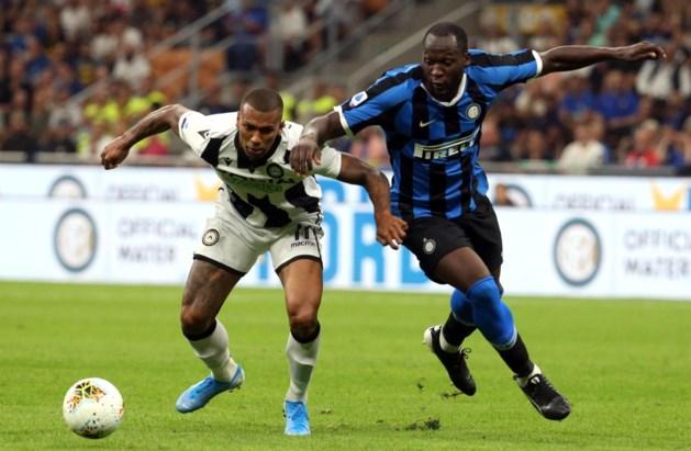 Lukaku en Inter pakken dankzij zuinige zege leiding over in Italië