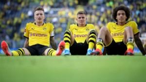 Witsel en Hazard demonstreren met Dortmund tegen Bayer Leverkusen