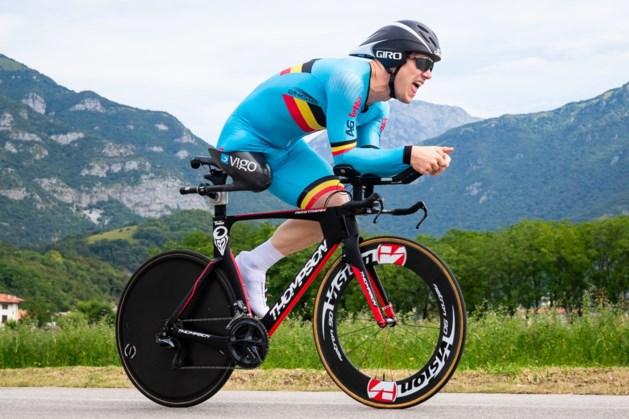 Tweede medaille voor Ewoud Vromant op WK paracycling: na zilver in de tijdrit nu ook brons in de wegrit