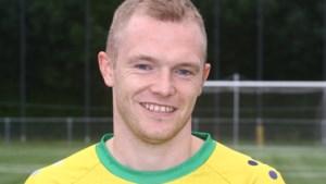 Didier Haenen is enige overblijver in defensie Spouwen-Mopertingen: