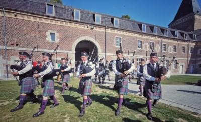Schots Weekend lokt 14.000 liefhebbers naar Alden Biesen
