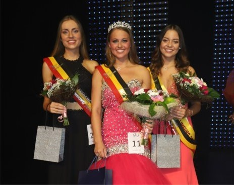 Studente Nisa (19) is de nieuwe Miss Limburg