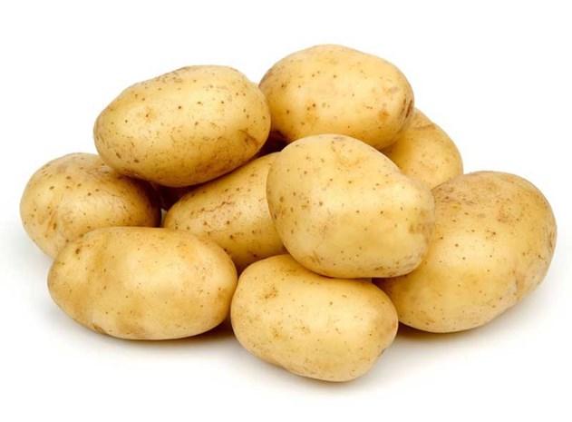 250 kilo gerooide aardappelen gestolen