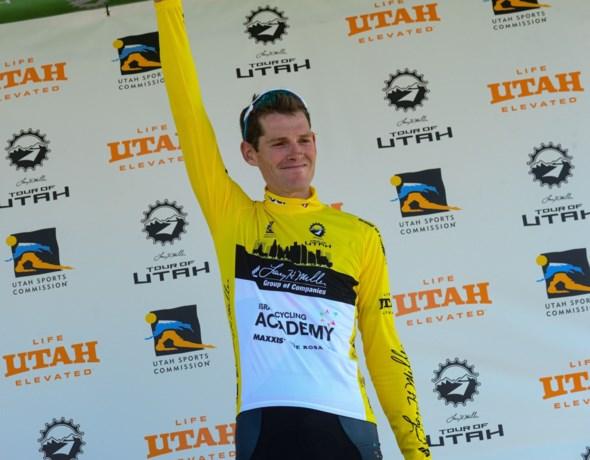 Ben Hermans rijdt ook volgende twee jaar voor Israel Cycling Academy
