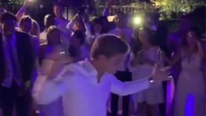 Zo zag u David Goffin nog nooit: gereserveerde Belg ontpopt zich tot feestbeest op de dansvloer
