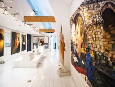 Lanakens kunstcentrum Glo'art moet vier kunstwerken van Kuifje uit zijn collectie verwijderen