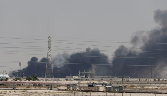 Saoedische olieproductie voor eind september weer op peil