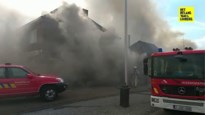 Brand in bakkerij in Wijer zorgt voor hevige rookontwikkeling