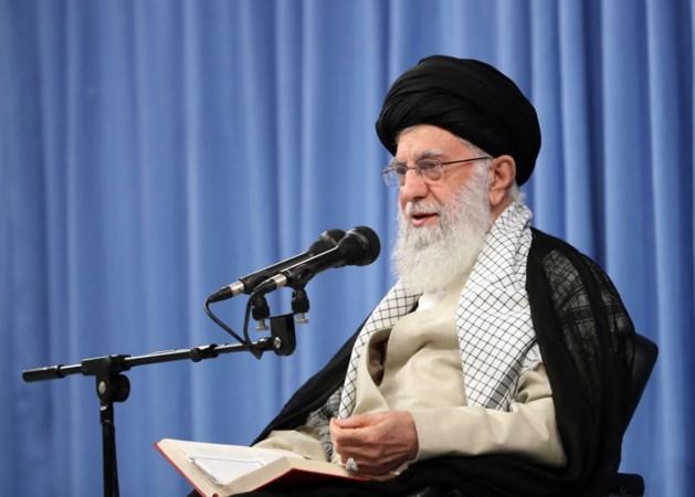 Iraanse opperste leider sluit onderhandelingen met VS door dispuut over drone-aanval