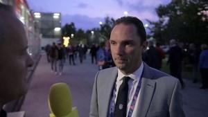 """Onze chef voetbal sprak met Dimitri de Condé: """"Niet verliezen zou fantastisch zijn"""""""