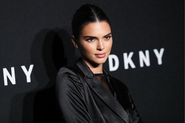 Kendall Jenner heeft plots blond haar tijdens modeweek in Londen