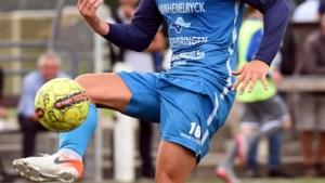 Jordy Mathei: drie goals tegen ex-club
