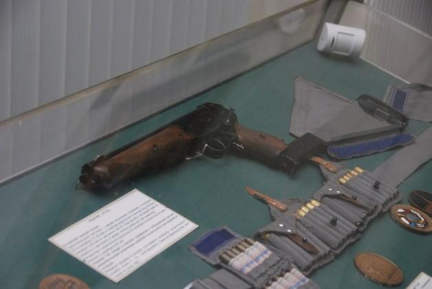 Russische kosmonauten krijgen wapens om zich na landing te verdedigen tegen wilde dieren