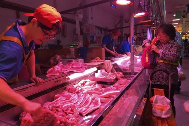 10.000 ton extra varkensvlees moet Chinezen door feestdagen helpen