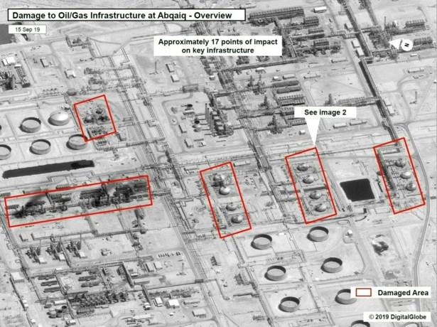 Drone-aanval op Saudi-Arabië: Frankrijk stuurt experts voor onderzoek