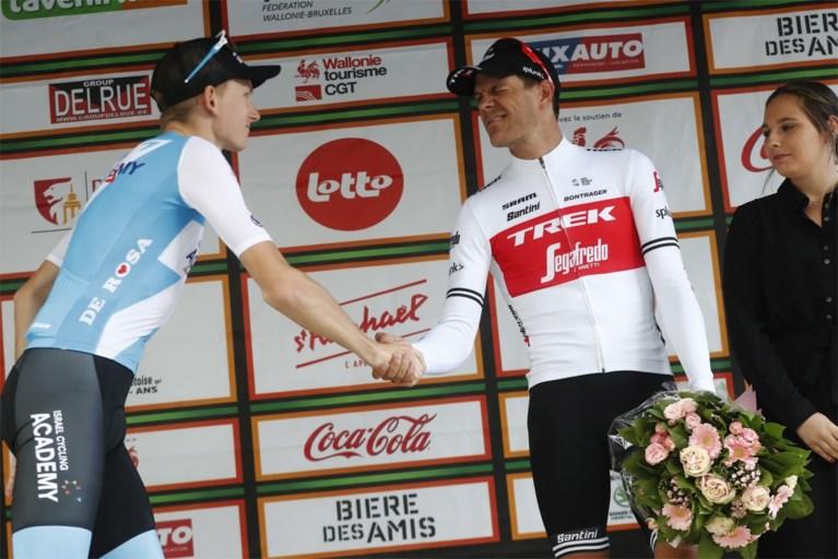 De Let Krists Neilands wint verrassend maar oververdiend GP de Wallonie, Belgen komen net te laat