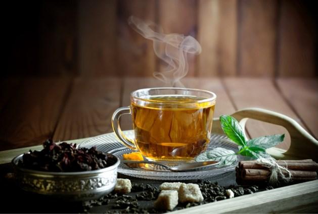 Drink eens wat vaker thee, het is goed voor je