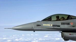 Belgische F-16's onderscheppen Russische gevechtsvliegtuigen boven Baltische Zee