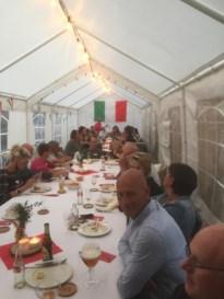 Birkhof viert Italiaans straatfeest
