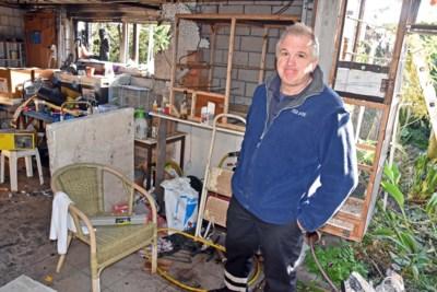 Brand vernielt opslagruimte van wijnhandel in Neerpelt