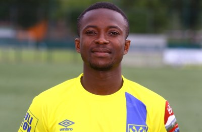 Samuel Asamoah verlengt contract bij STVV