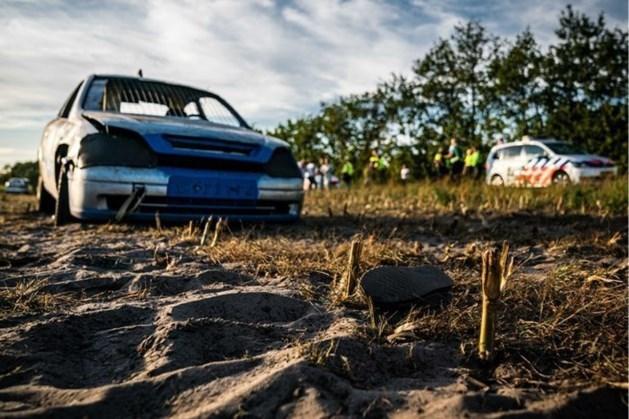 Bestuurder die inreed op publiek na autocross verdacht van poging doodslag