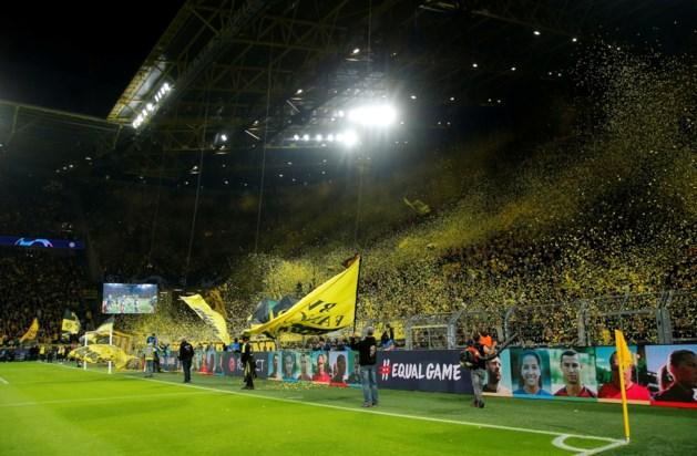 """""""Gelbe Wand"""" van Borussia Dortmund blijft verbazen met opmerkelijke actie voor wedstrijd tegen Barcelona"""