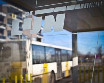 Amokmaker valt tot tweemaal toe buschauffeur van De Lijn lastig