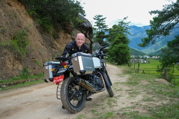 Jorg uit Bree leidt luxehotel in afgelegen Himalayaland