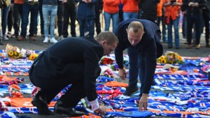Thomas Buffel legt truitje neer overleden ploegmaat Fernando Ricksen