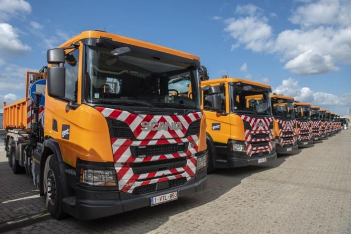 Vrachtwagens op aardgas zijn vervuilender dan diesel