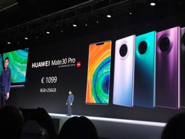 Schaduw Trump hangt boven lancering topphone Huawei