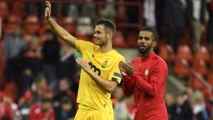 """Zinho Vanheusden maakt rentree na vier maanden blessureleed: """"Ik ben heel gelukkig"""""""