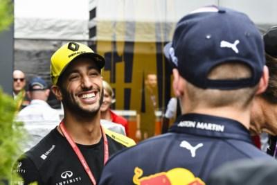 """Daniel Ricciardo over de twee Limburgers in zijn leven: """"I love you, wil ik horen"""""""