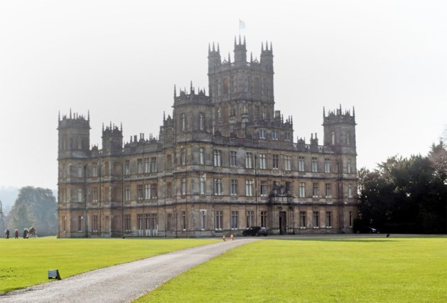 Logeren kan nu ook in Downton Abbey