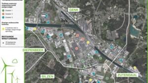 Aanvraag voor 22 nieuwe windmolens op Genk-Zuid