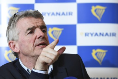 "Ryanair-topman: ""Staken is een nationale hobby in België"""