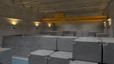 Toekomstige opslagplaats radioactief afval in Dessel gaat één dag open voor publiek