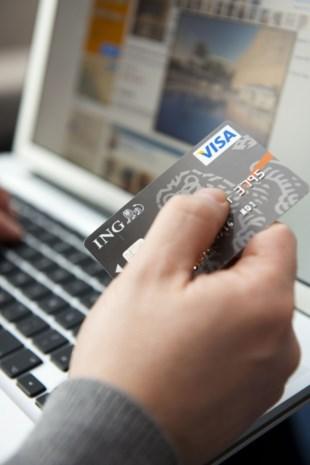 Zondagnacht drie uur lang geen betalingen met kredietkaarten