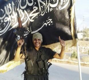 Antwerpse IS-strijder in Syrische cel